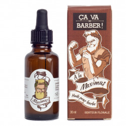 "Huile pour barbe ""à la Maximus"" - 30 ml"