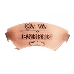 Mousclier - Protège moustache