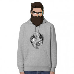 Sweat-shirt Dragon Barbe Z