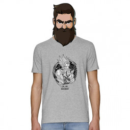 T-shirt Dragon Barbe Z