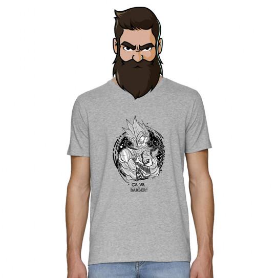 T-shirt Dragon Barbe Z